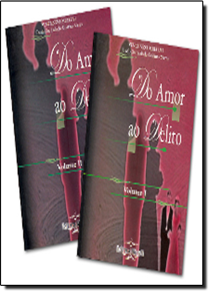 Do Amor ao Delito - 2 Volumes, livro de Vincenzo Melussi