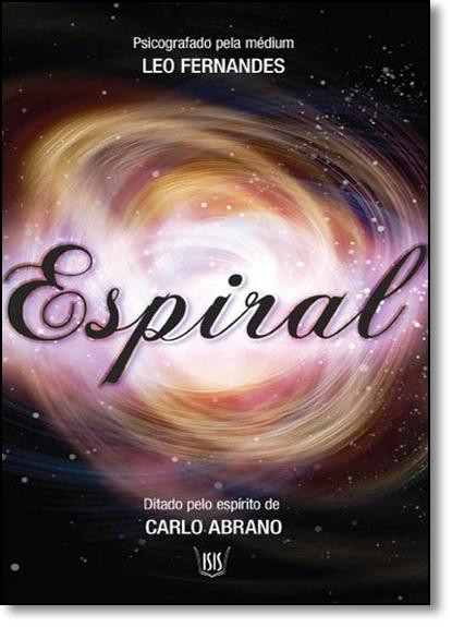 Espiral, livro de Leo Fernandes