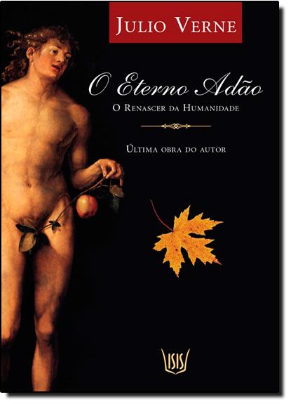 Eterno Adão, O, livro de Julio Verne