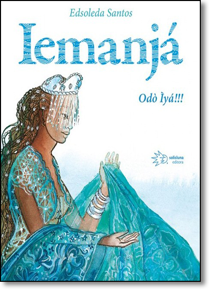 Iemanjá, livro de Edsoleda Santos