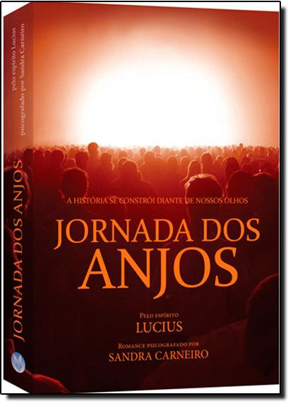 Jornada dos Anjos, livro de Sandra Carneiro