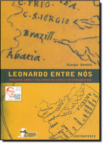 Leonardo Entre Nos, livro de