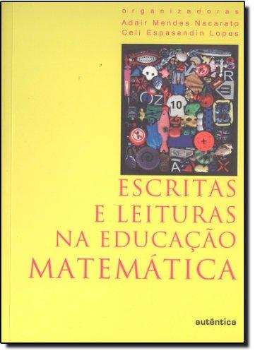 Escrita e Leitura na Educação Matemática, livro de Adair Mendes Nacarato, Celi Espasandin Lopes
