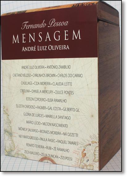 Baú Mensagem, livro de Fernando Pessoa