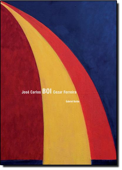 José Carlos Boi Cezar Ferreira, livro de Gabriel Borba