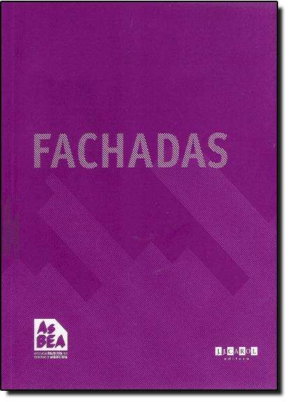 Fachadas, livro de Associação Brasileira dos Escritorios de Arquitetura