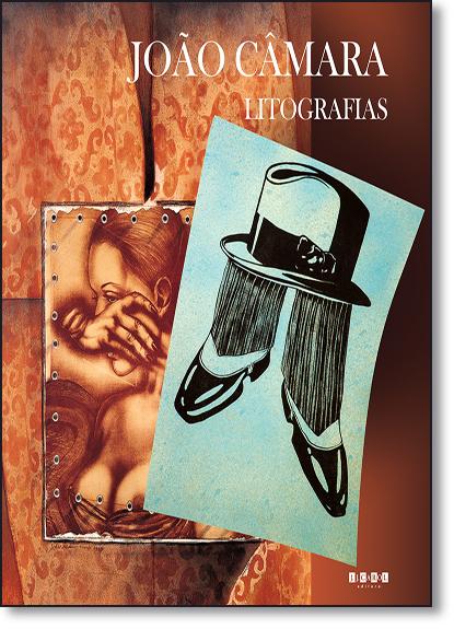 Litografias, livro de João Câmara