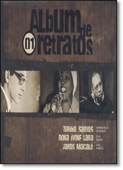 Box 1 Som - Coleção Álbum de Retratos - 3 Volumes, livro de Hermínio Bello de Carvalho