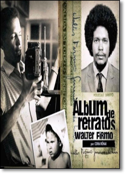 Album de Retratos, livro de Gabriela Nascimento Spada