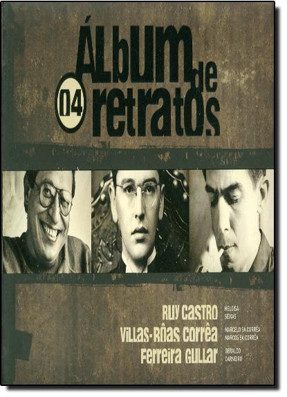 Box 4 Palavra - Coleção Álbum de Retratos - 3 Volumes, livro de Heloisa Seixas