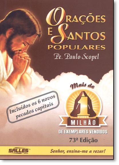 Orações e Santos Populares, livro de Paulo Scopel