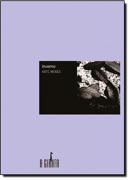 Inverno, livro de Kate Moses