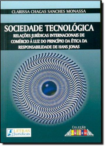 Sociedade Tecnológica, livro de Clarissa Chagas