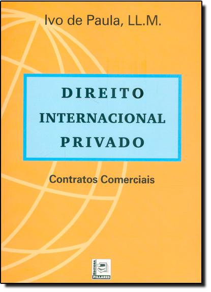 Direito Internacional Privado, livro de Ivo de Paula