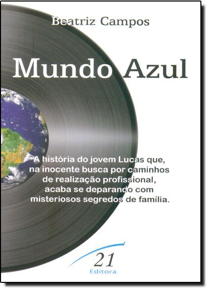 Mundo Azul, livro de Beatriz Campos