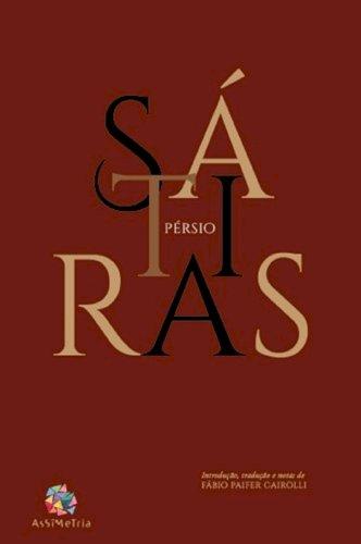 Sátiras, livro de Pérsio
