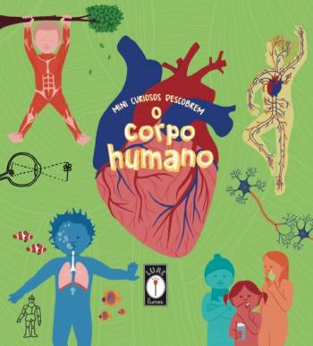 O corpo humano, livro de Clarice Uba