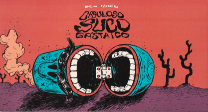 Cabuloso Suco Gástrico, livro de Breno Ferreira