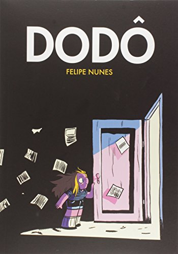 Dodô, livro de Felipe Nunes