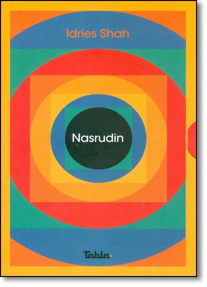 Box Nasrudin - 3 Volumes, livro de Idries Shah