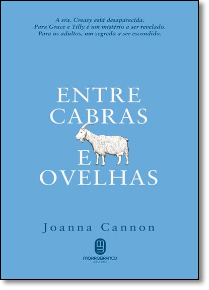 Entre Cabras e Ovelhas, livro de Joanna Cannon
