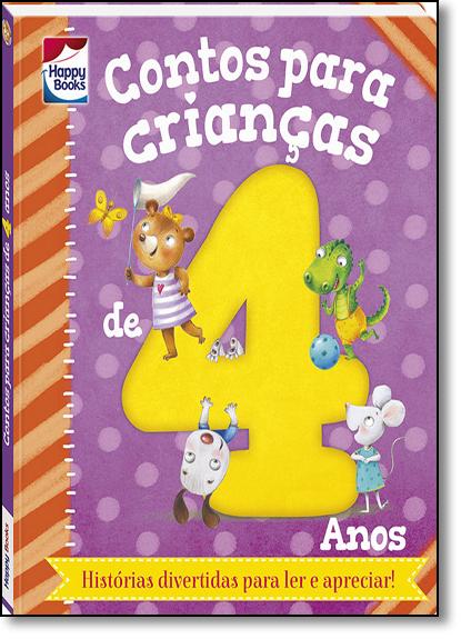 Contos Para Crianças...4 Anos, livro de Melanie Joyce