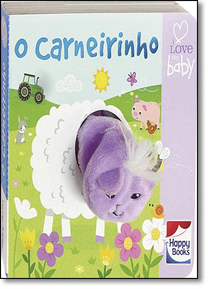 Carneirinho, O - Coleção Dedinhos Divertidos, livro de Igloo Books Ltd