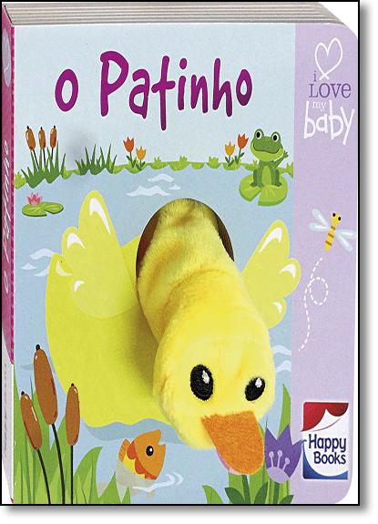 Patinho, O - Coleção Dedinhos Divertidos, livro de Igloo Books Ltd