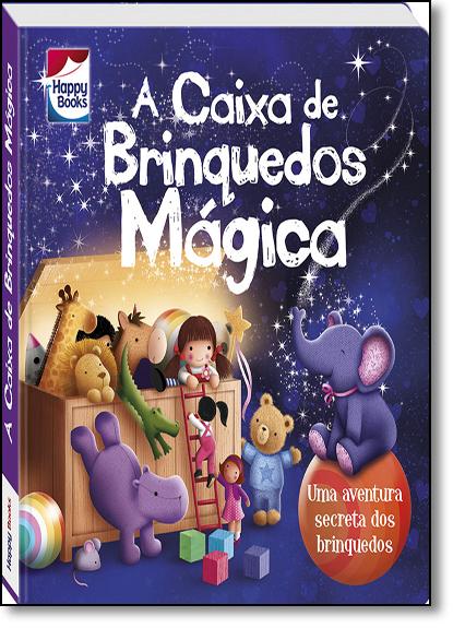 Caixa de Brinquedos Magica, A - Coleção Pequenos Tesouros, livro de Melanie Joyce
