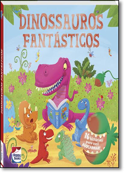 Dinossauros Fantasticos - Coleção Meu Primeiro Tesouro, livro de Joff Brown