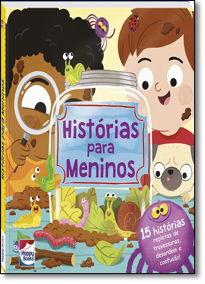 Historias Para Meninos - Coleção Meu Primeiro Tesouro, livro de Joff Brown