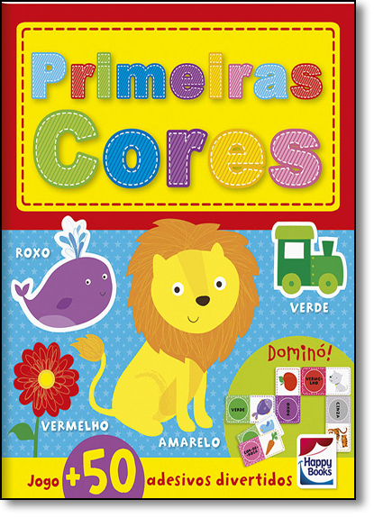 Primeiras Cores - Coleção Atividades e Diversão, livro de Igloo Books Ltd