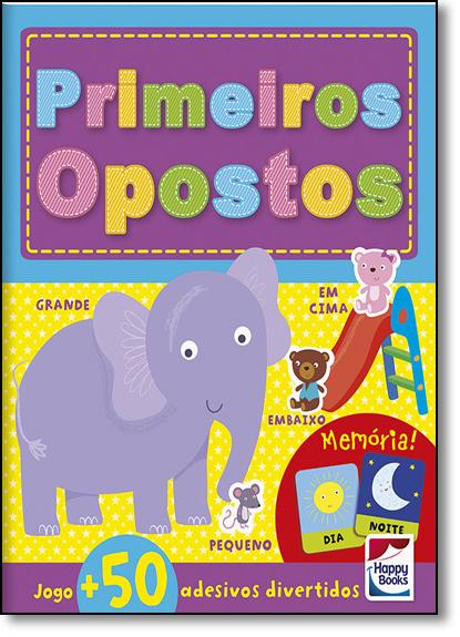 Primeiros Opostos - Coleção Atividades e Diversão, livro de Igloo Books Ltd