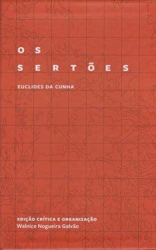 Box Os sertões - edição crítica completa, livro de Euclides da Cunha, Walnice Nogueira Galvão