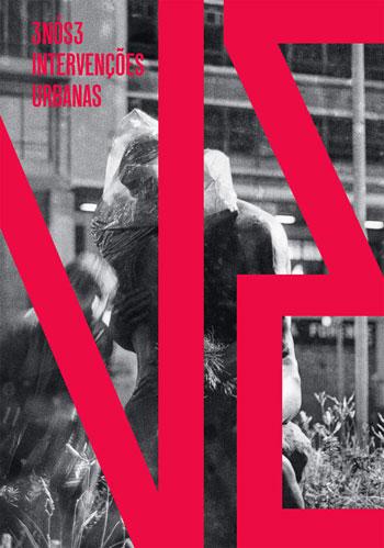 3nós3 - Intervenções Urbanas 1979-1982, livro de Mario Ramiro