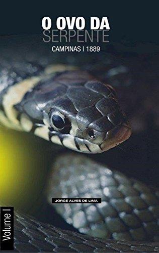 O Ovo da Serpente. Campinas 1889, livro de Jorge Alves de Lima