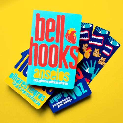 Combo Bell Hooks, livro de bell hooks