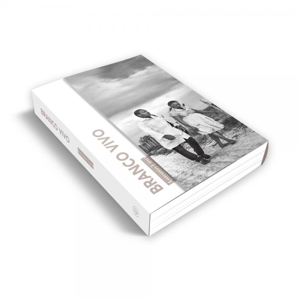 Branco Vivo, livro de Antonio Lino, Araquém Alcântara