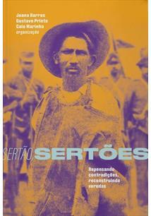 Sertão, sertões: repensando contradições, reconstruindo veredas, livro de Joana Barros, Gustavo Prieto, Caio Marinho (orgs.)