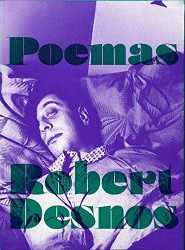 Poemas - Robert Desnos, livro de Robert Desnos