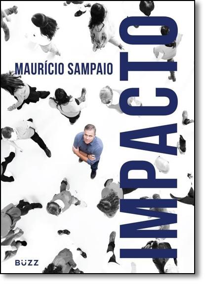 Impacto, livro de Maurício Sampaio