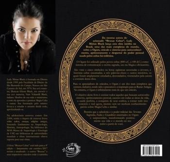 Ogam - A Magia Celta Revelada, livro de Lady Mirian Black