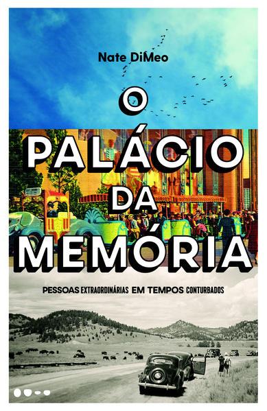 O Palácio da Memoria, livro de Nate Diemo