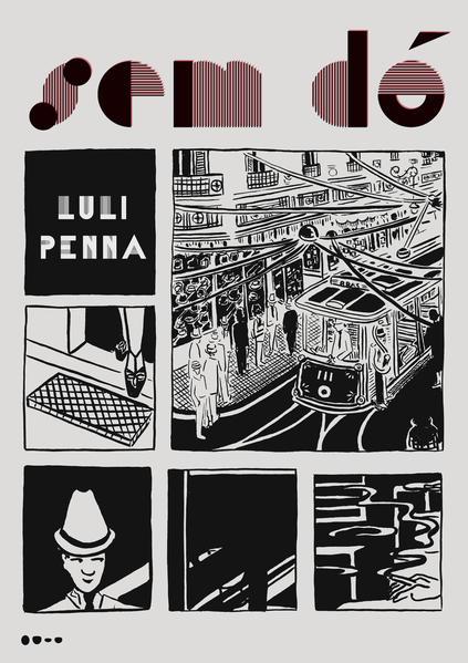 Sem dó, livro de Luli Penna