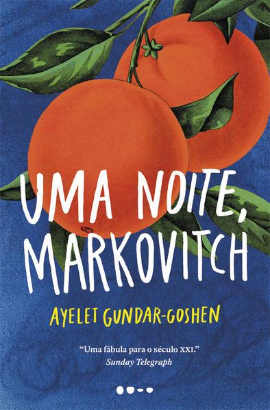 Uma noite Markovitch, livro de Ayelet Gundar-Goshen