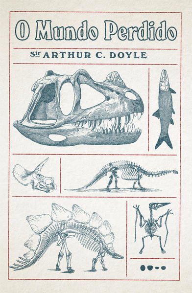 O mundo perdido, livro de Arthur Conan Doyle