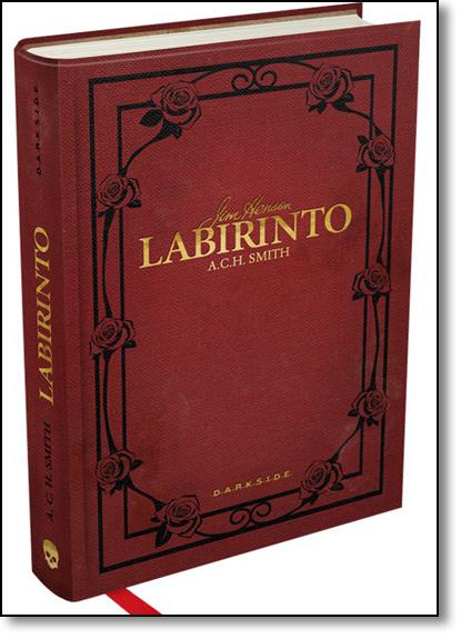 Labirinto, livro de Jim Henson