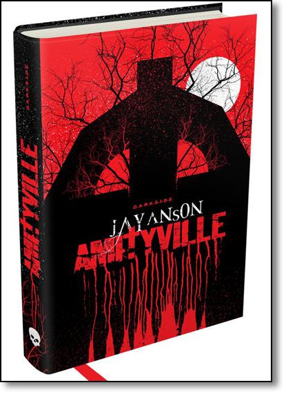 Amityville, livro de Jan Anson