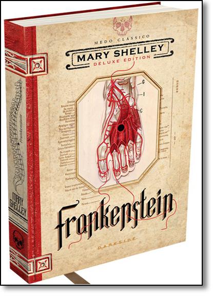 Frankenstein, ou o Prometeu Moderno, livro de Mary Shelley