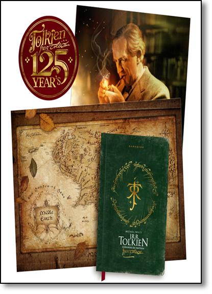 J. R. R. Tolkien: O Senhor da Fantasia - 125 Anos, livro de Michael White